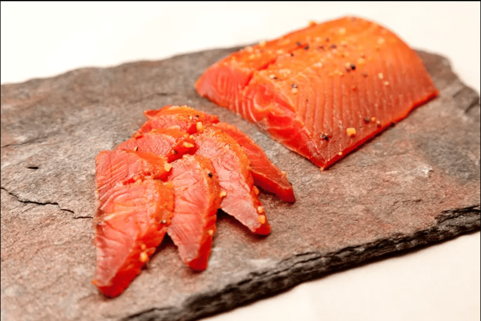 Maple Cured Smoked Salmon Recipe