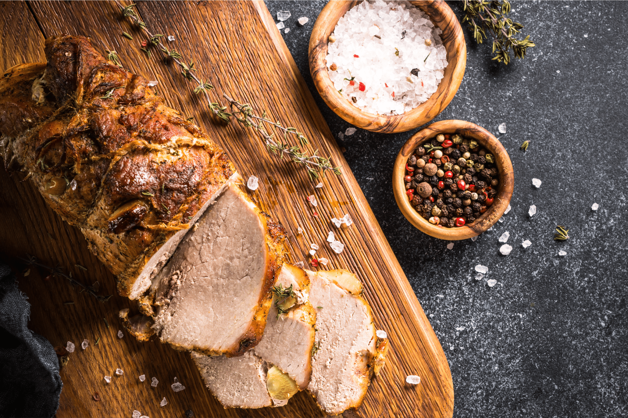 Smoked Pork Loin Roast Recipe